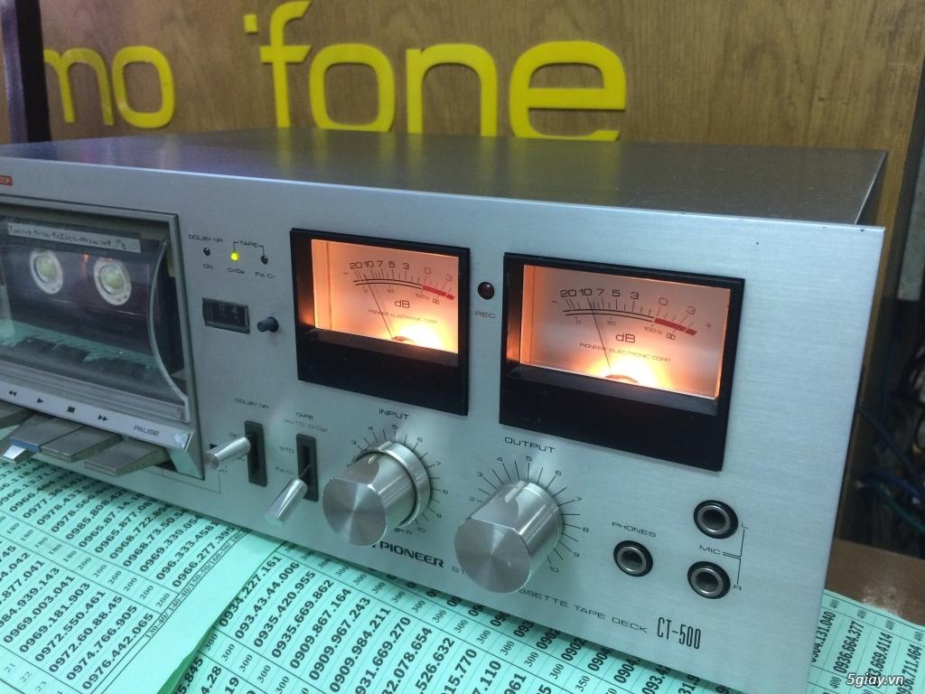 Beo Center 2300_Loa Diatone_Deck Pioneer Và nhiều món khác - 25