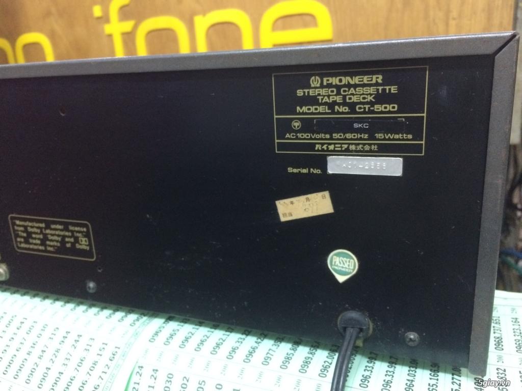 Beo Center 2300_Loa Diatone_Deck Pioneer Và nhiều món khác - 22