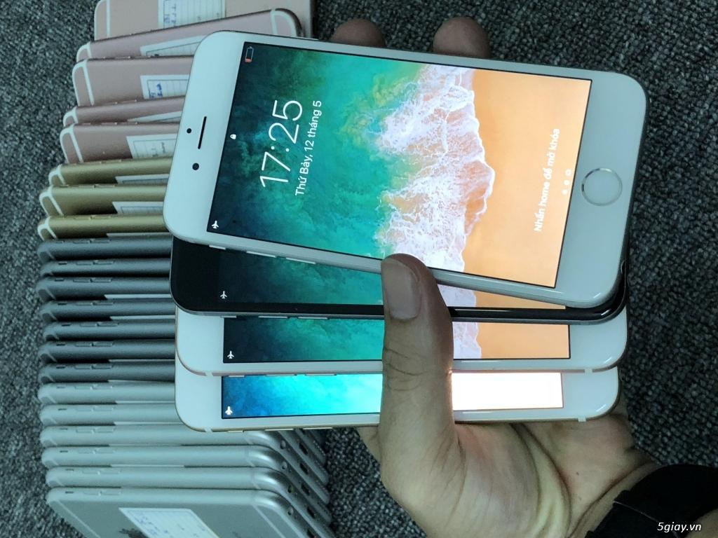 Mới về 100 cây iPhone 6S - QUỐC TẾ - GIÁ SHOCK 3.799.000Đ - 2