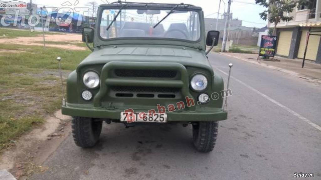 xe SUV UAZ 469 - 2