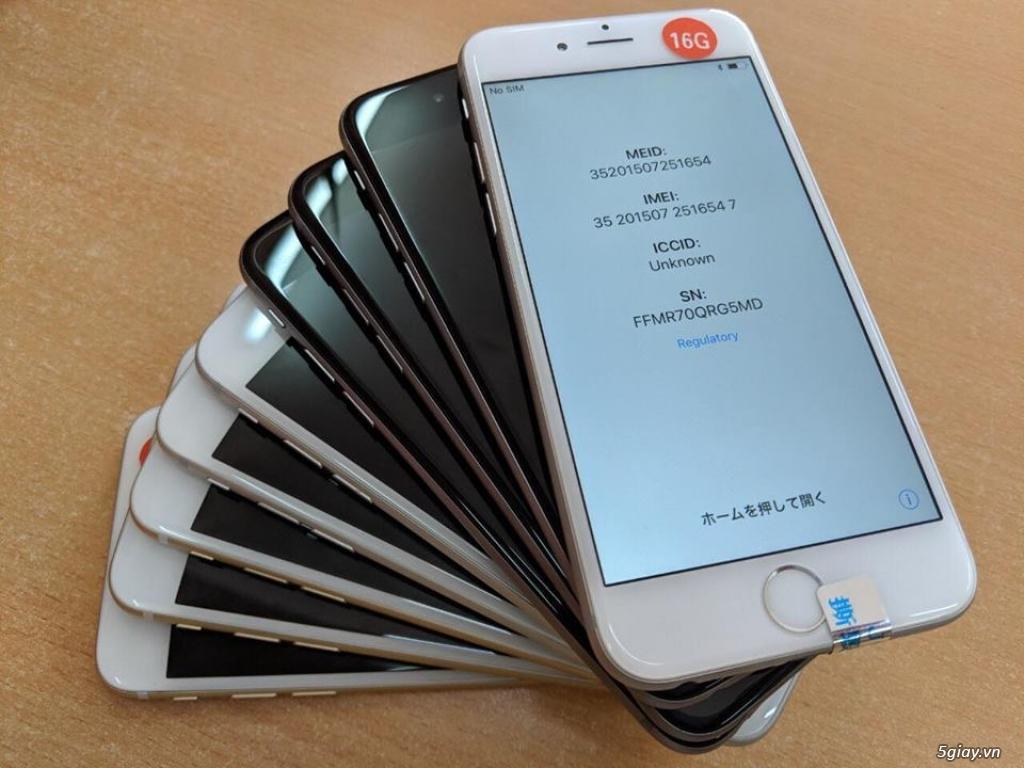 IPHONE 6 16GB QUỐC TẾ 99% - 19