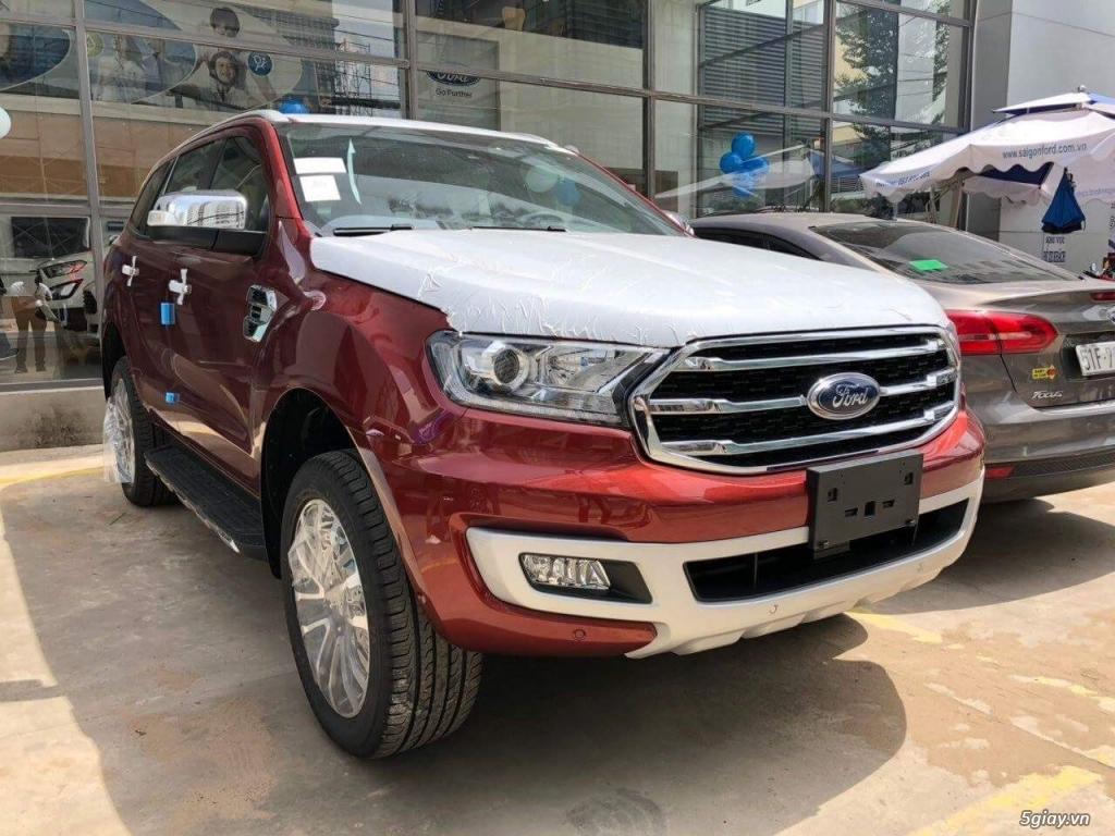 Ford Everest Titanium 2.0 Bi-Turbo 2018, liên hệ đặt xe ngay - 14