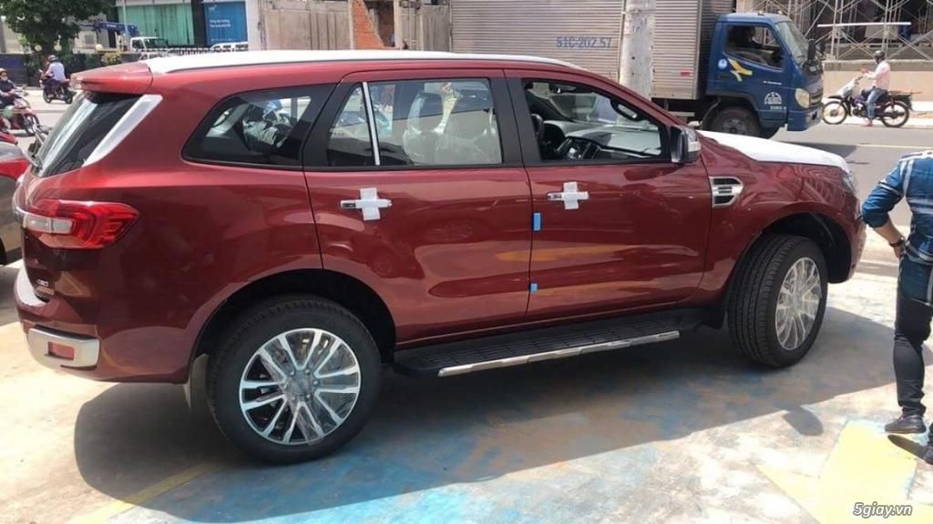 Ford Everest Titanium 2.0 Bi-Turbo 2018, liên hệ đặt xe ngay - 11