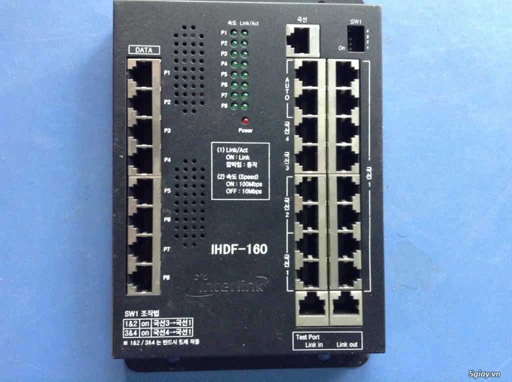 Switch Interlink IHDF-160 - 1