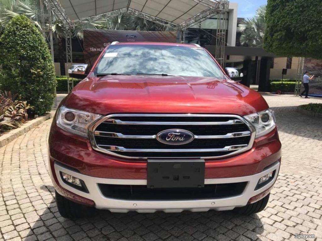 Ford Everest Titanium 2.0 Bi-Turbo 2018, liên hệ đặt xe ngay - 8
