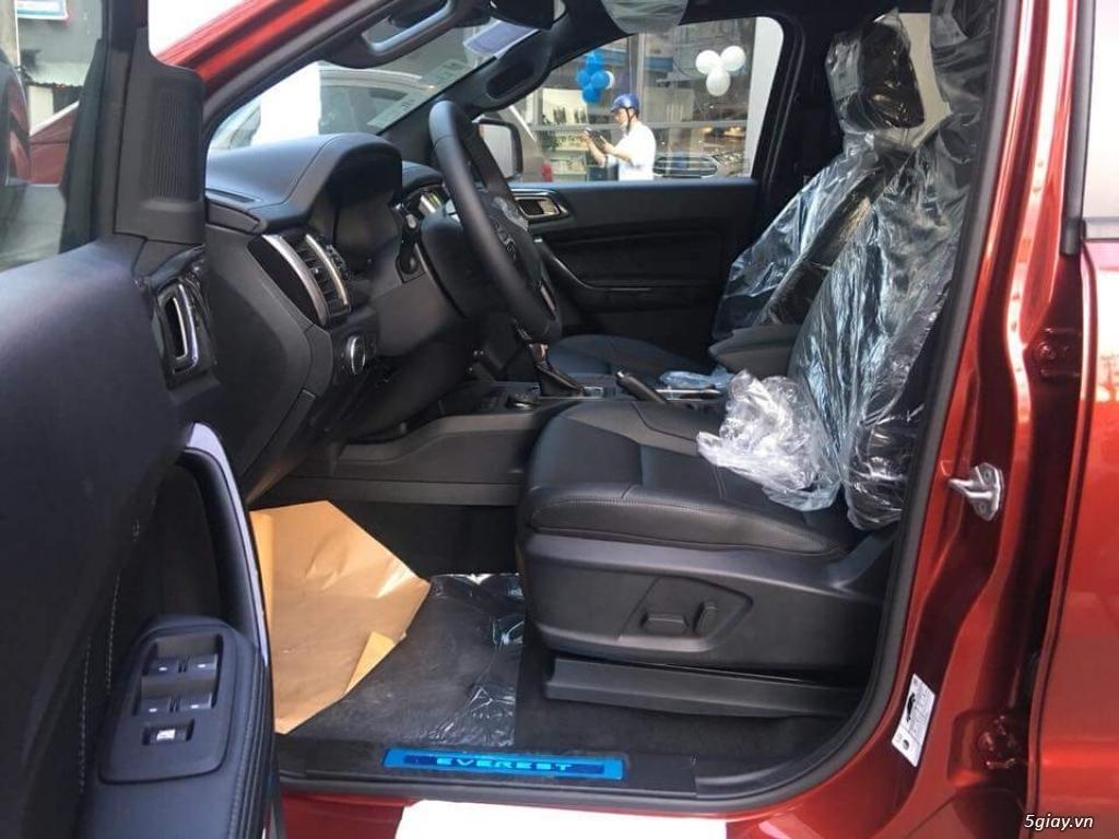 Ford Everest Titanium 2.0 Bi-Turbo 2018, liên hệ đặt xe ngay - 10