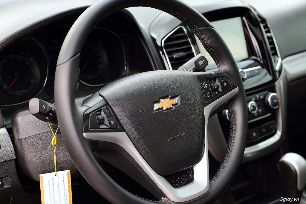 Cần Bán: Chevrolet CAPTIVA LTZ REVV facelift 2017 đi lướt (full hình) - 18