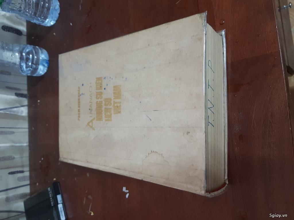 Thanh lý ít sách sưu tầm : Văn hóa ,lịch sử ... - 2