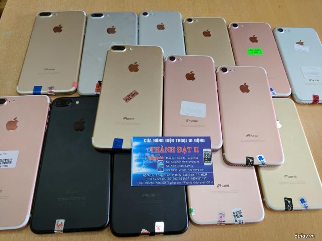 Tổng Hợp Iphone 7 , 7plus 32 gb 128gb giá tốt - 12