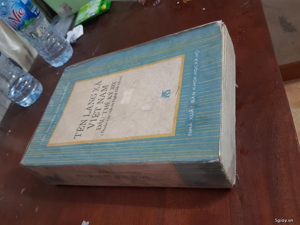 Thanh lý ít sách sưu tầm : Văn hóa ,lịch sử ...