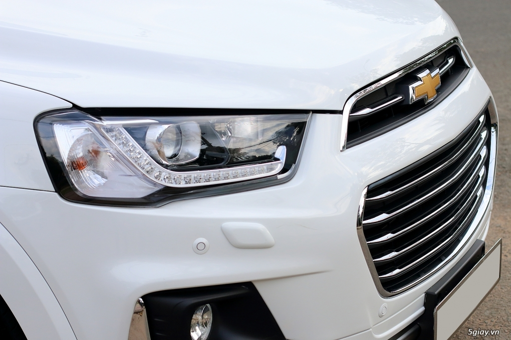 Cần Bán: Chevrolet CAPTIVA LTZ REVV facelift 2017 đi lướt (full hình) - 7