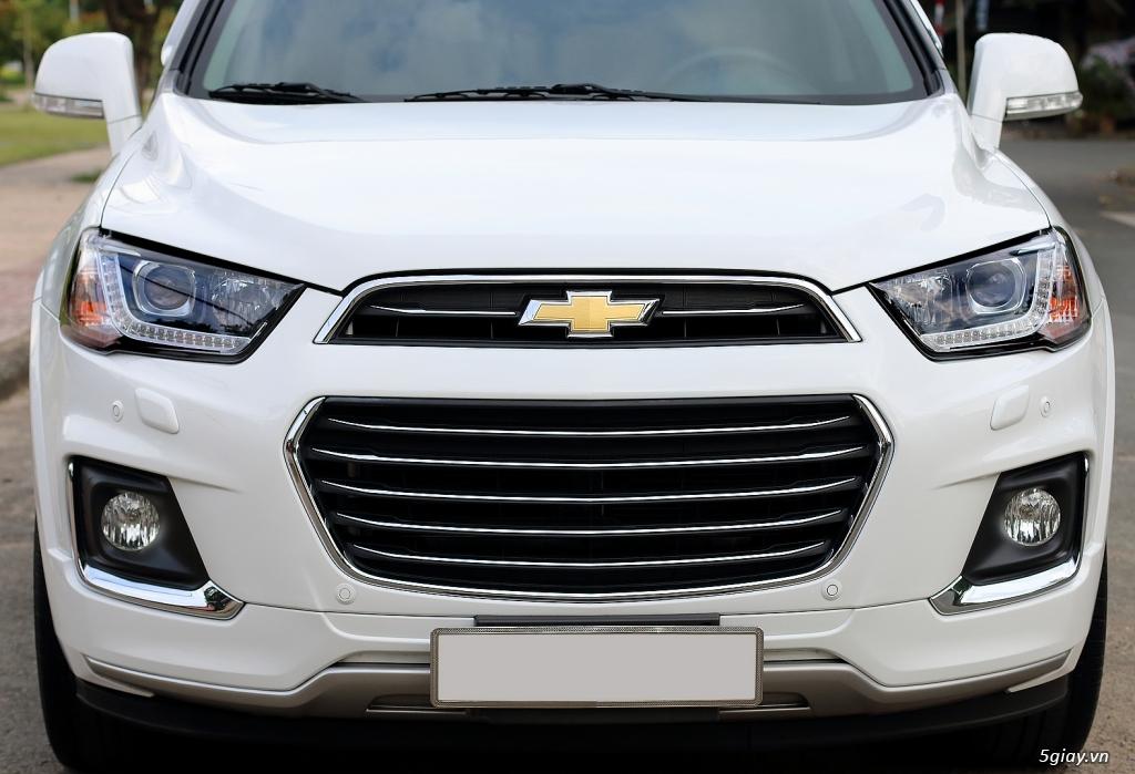 Cần Bán: Chevrolet CAPTIVA LTZ REVV facelift 2017 đi lướt (full hình) - 2