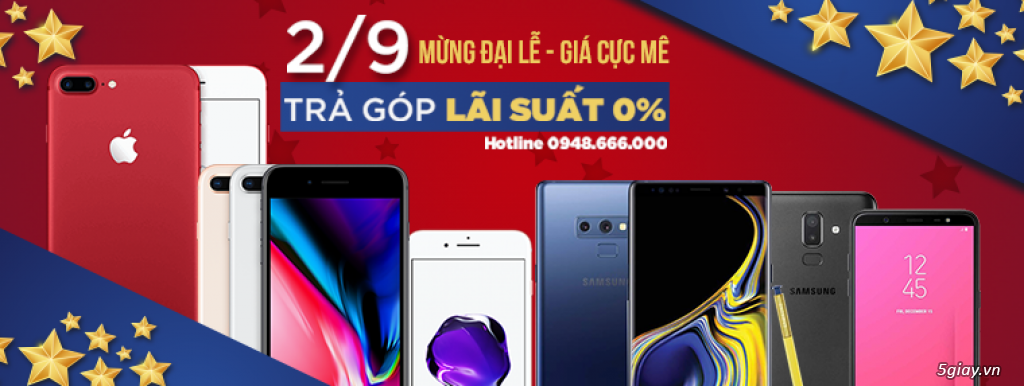 <Tablet Plaza> iPhone 6-7-8 HOT LỄ 02/09/2018 - 3