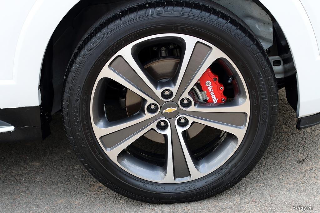Cần Bán: Chevrolet CAPTIVA LTZ REVV facelift 2017 đi lướt (full hình) - 9