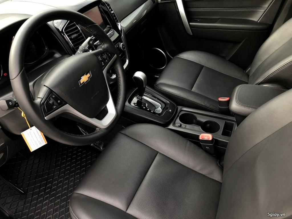 Cần Bán: Chevrolet CAPTIVA LTZ REVV facelift 2017 đi lướt (full hình) - 16