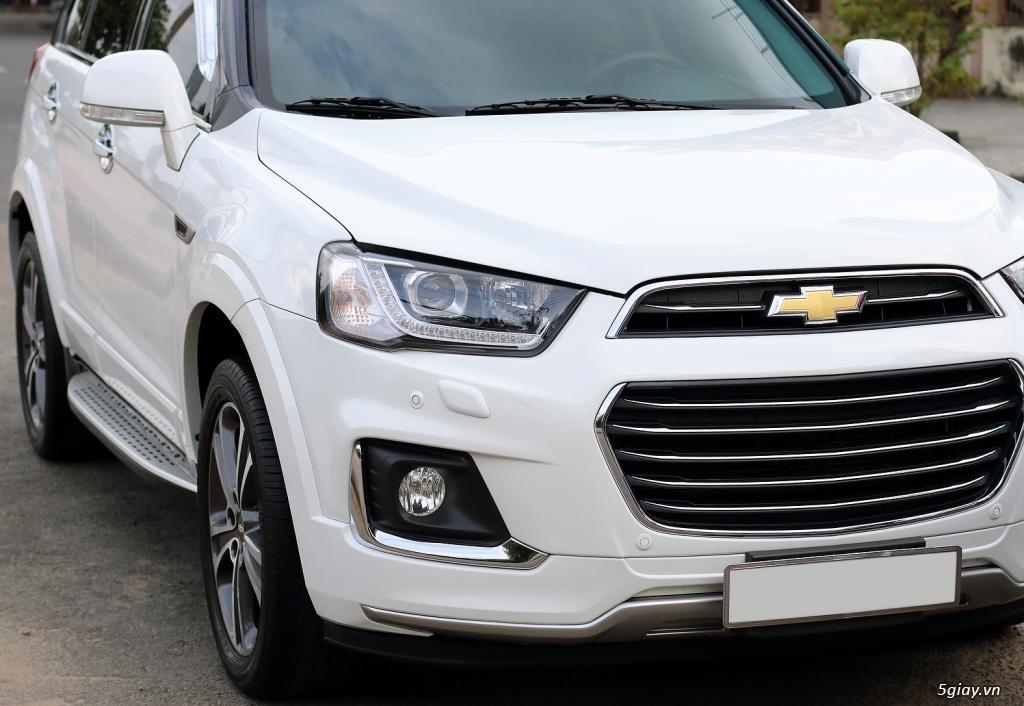Cần Bán: Chevrolet CAPTIVA LTZ REVV facelift 2017 đi lướt (full hình) - 4