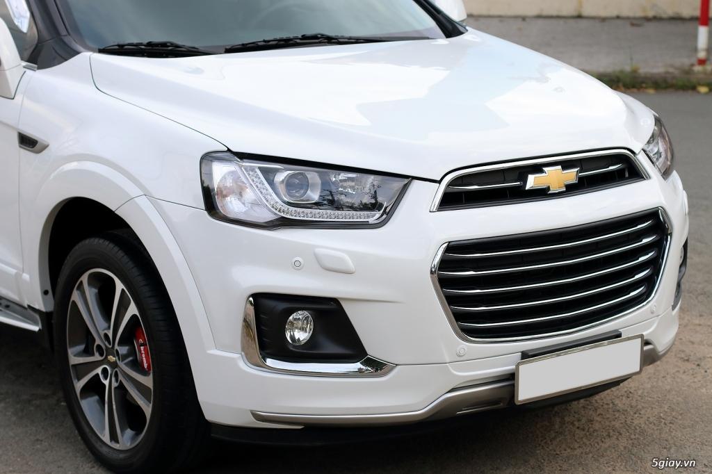 Cần Bán: Chevrolet CAPTIVA LTZ REVV facelift 2017 đi lướt (full hình)