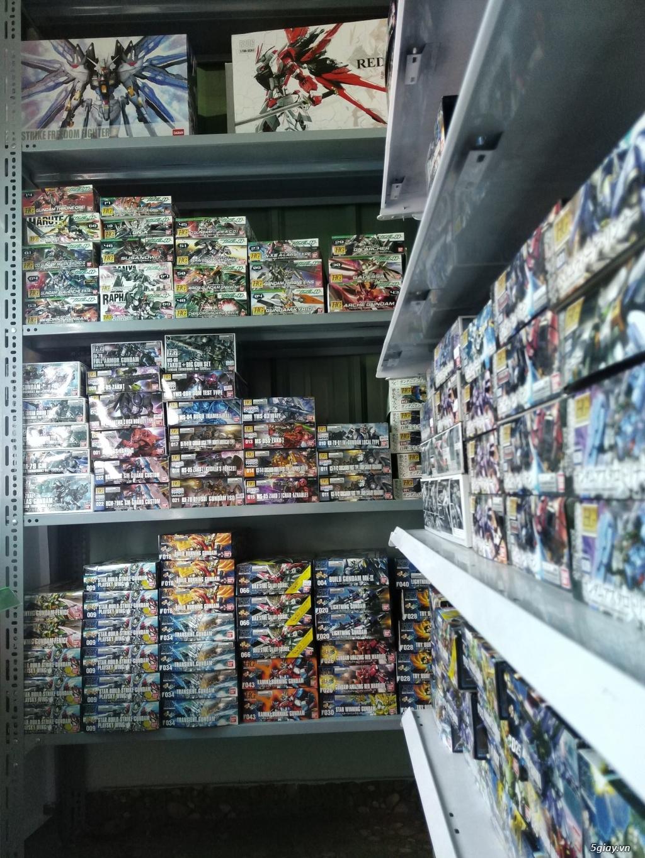 Gundam - Mô hình lắp ráp phát triển trí tuệ , chỉ có tại GundamstoreVN - 8