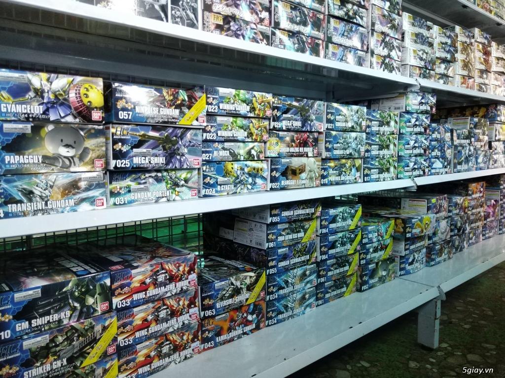 Gundam - Mô hình lắp ráp phát triển trí tuệ , chỉ có tại GundamstoreVN - 2