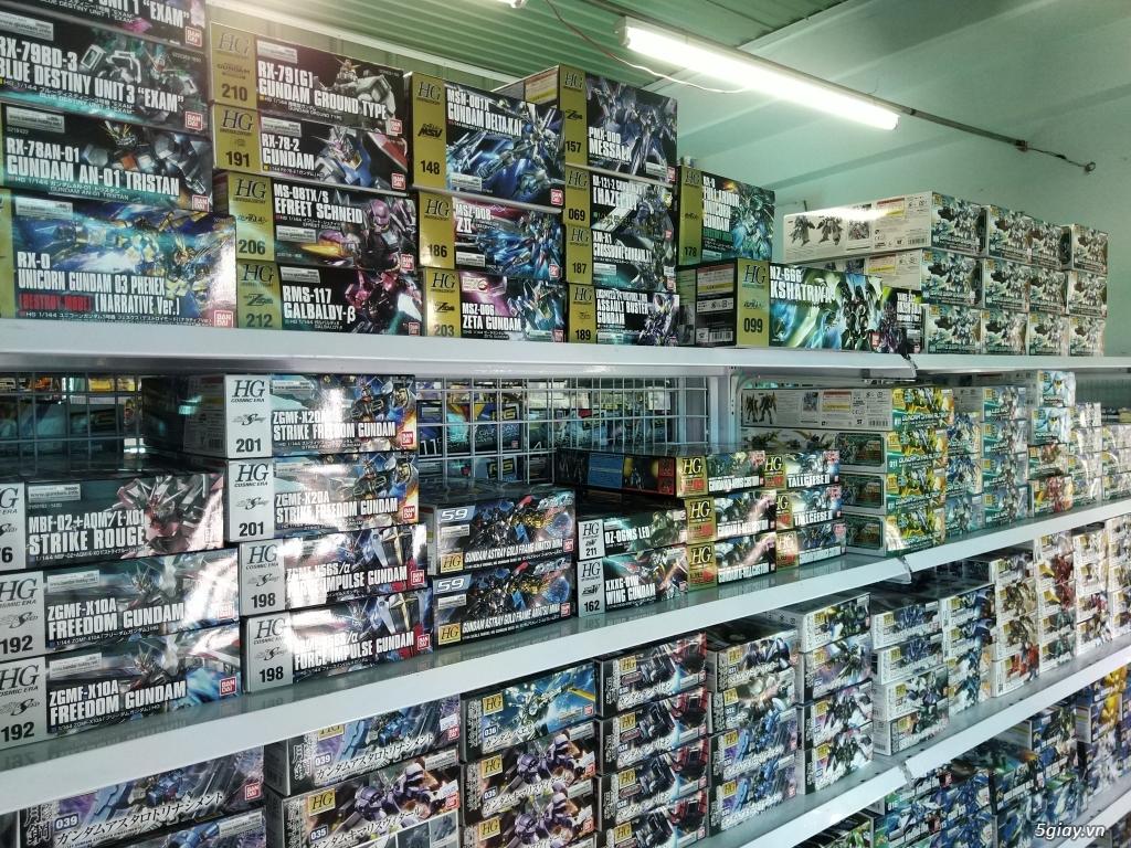 Gundam - Mô hình lắp ráp phát triển trí tuệ , chỉ có tại GundamstoreVN - 5
