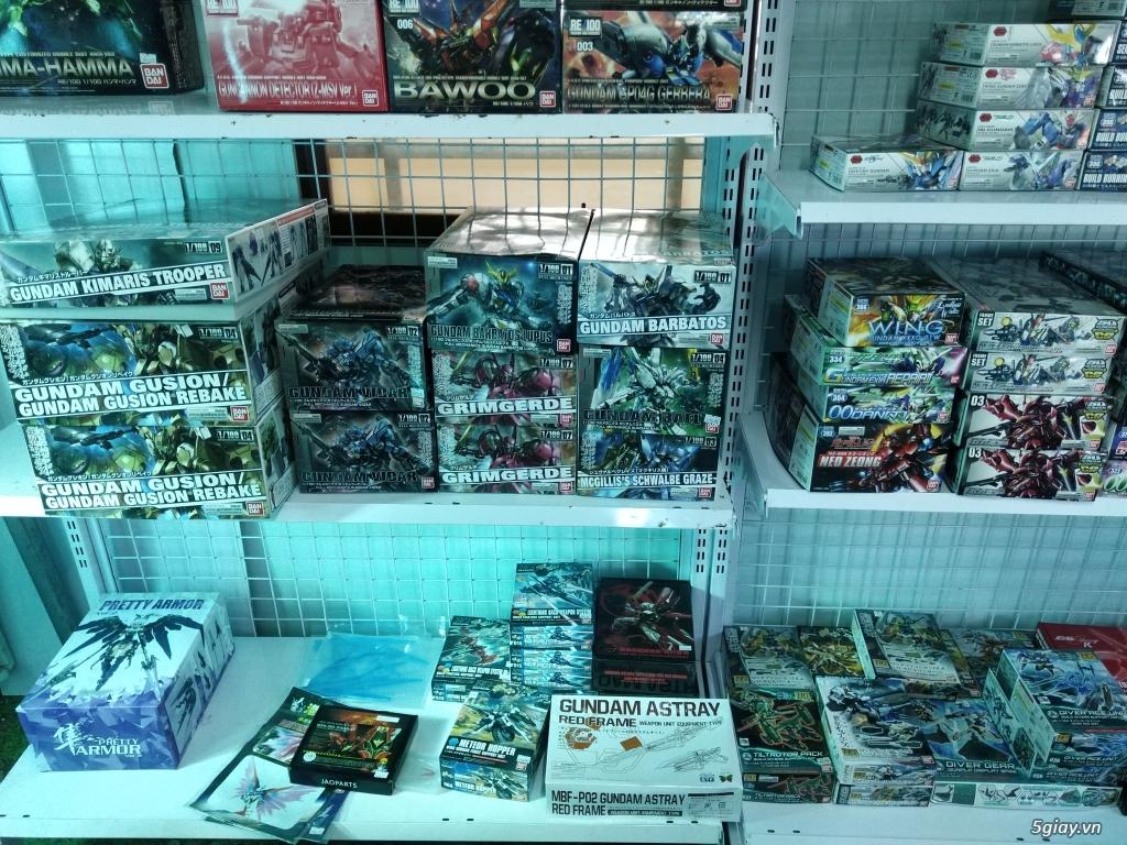 Gundam - Mô hình lắp ráp phát triển trí tuệ , chỉ có tại GundamstoreVN - 12