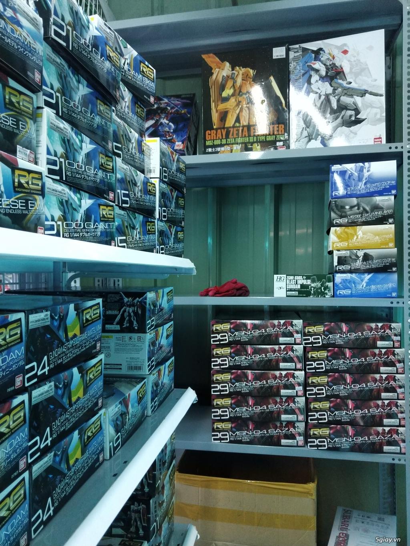 Gundam - Mô hình lắp ráp phát triển trí tuệ , chỉ có tại GundamstoreVN - 14