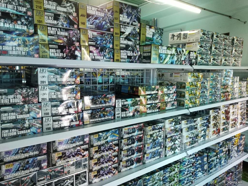 Gundam - Mô hình lắp ráp phát triển trí tuệ , chỉ có tại GundamstoreVN - 4