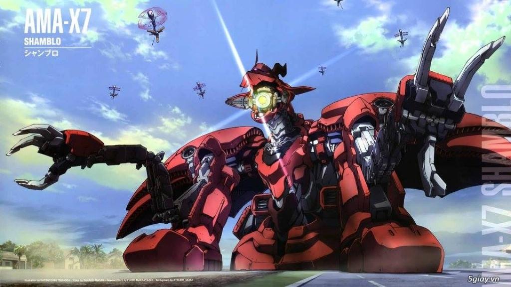 Gundam - Mô hình lắp ráp phát triển trí tuệ , chỉ có tại GundamstoreVN - 19