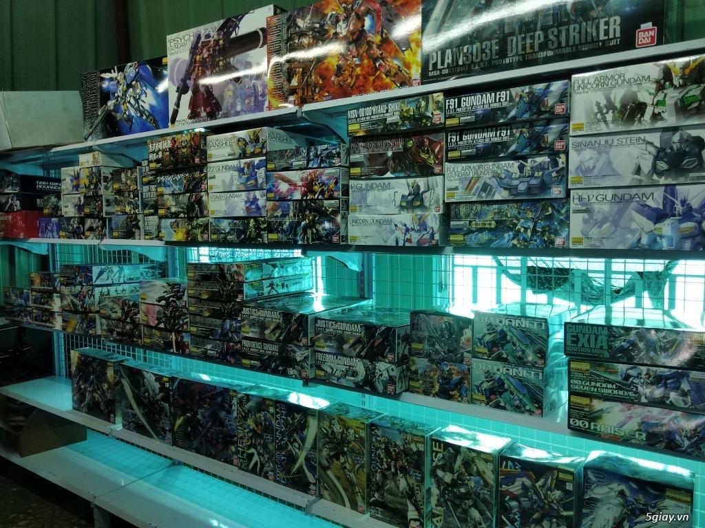 Gundam - Mô hình lắp ráp phát triển trí tuệ , chỉ có tại GundamstoreVN - 13