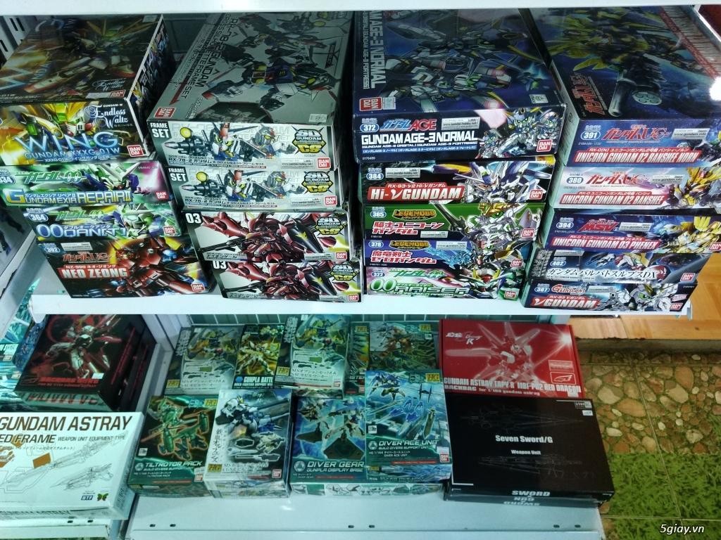 Gundam - Mô hình lắp ráp phát triển trí tuệ , chỉ có tại GundamstoreVN - 16