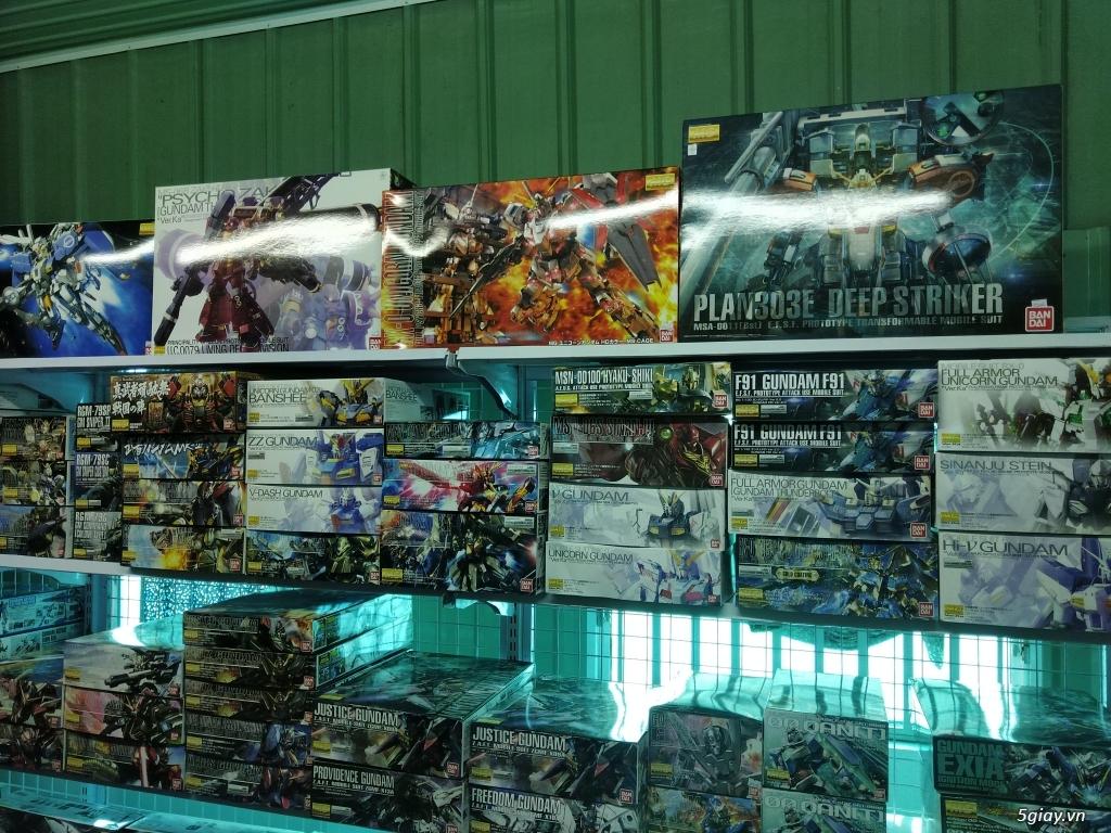 Gundam - Mô hình lắp ráp phát triển trí tuệ , chỉ có tại GundamstoreVN - 7