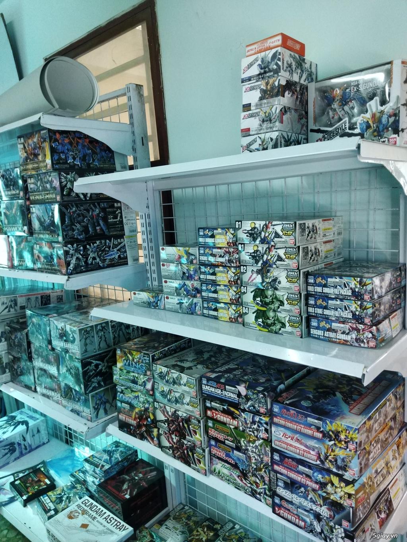 Gundam - Mô hình lắp ráp phát triển trí tuệ , chỉ có tại GundamstoreVN - 17
