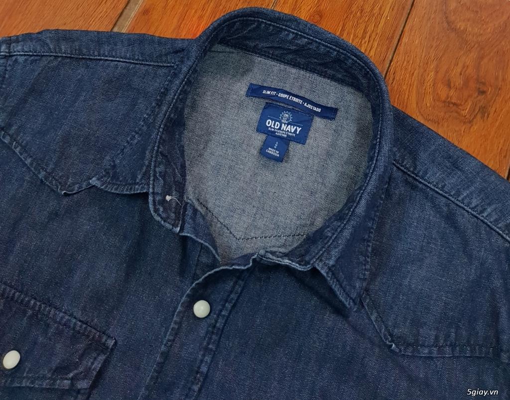 Chuyên quần jean , short , sơmi , áo thun , khoác AUTHENTIC second - 14