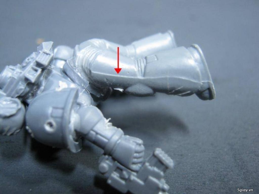 Gundam - Mô hình lắp ráp phát triển trí tuệ , chỉ có tại GundamstoreVN - 28