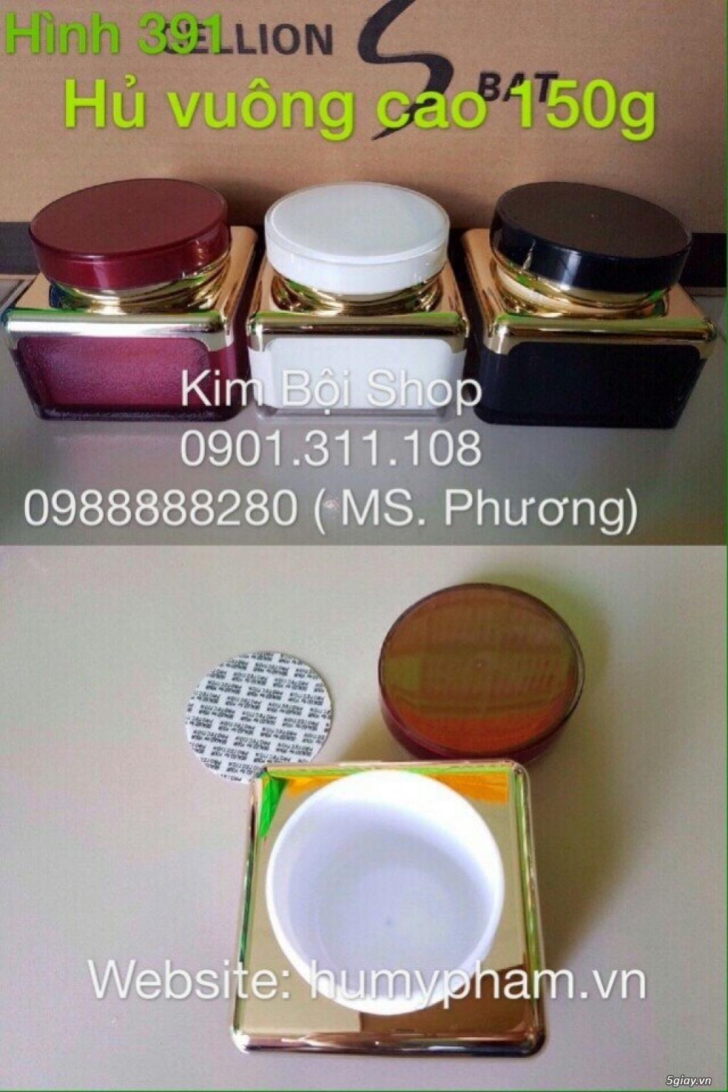 Hủ kem ( chuyên cung cấp hủ đựng kem giá rẻ chai lọ mỹ phẩm) - 9