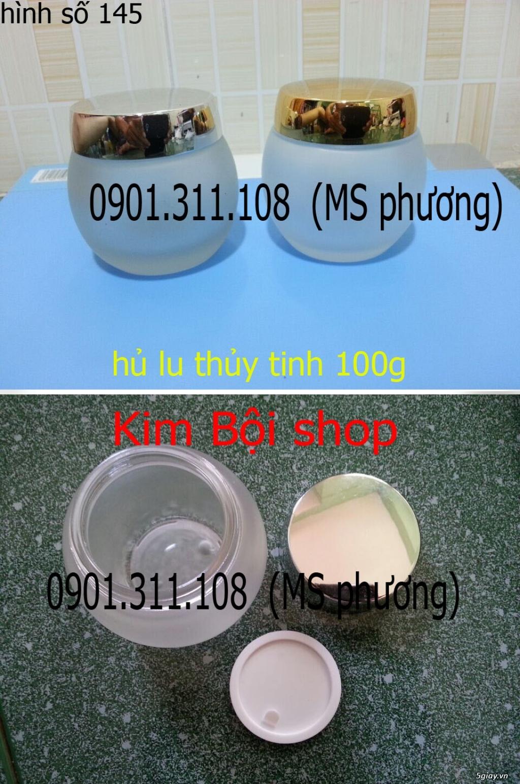Hủ kem ( chuyên cung cấp hủ đựng kem giá rẻ chai lọ mỹ phẩm) - 3