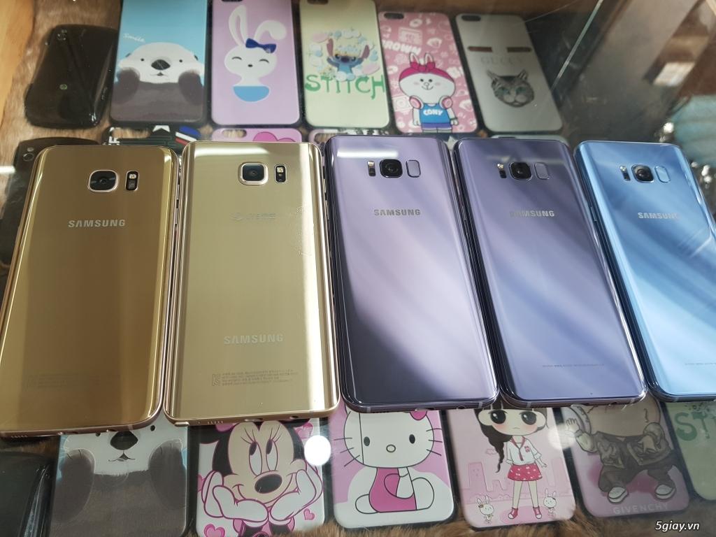 Samsung hàn quốc S8plus 6tr9|| S8 5tr9 || Note 8 10tr || Note 5 3tr3 || Note 4 2tr5 || S7e 3tr3