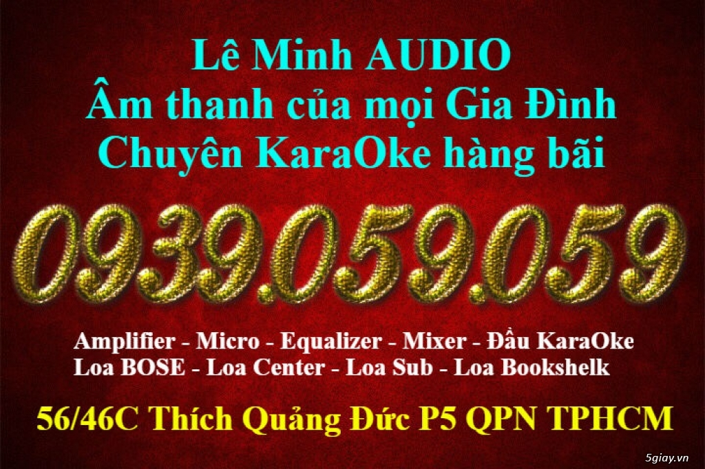 Bộ Optical AUDIO L/R. - 1