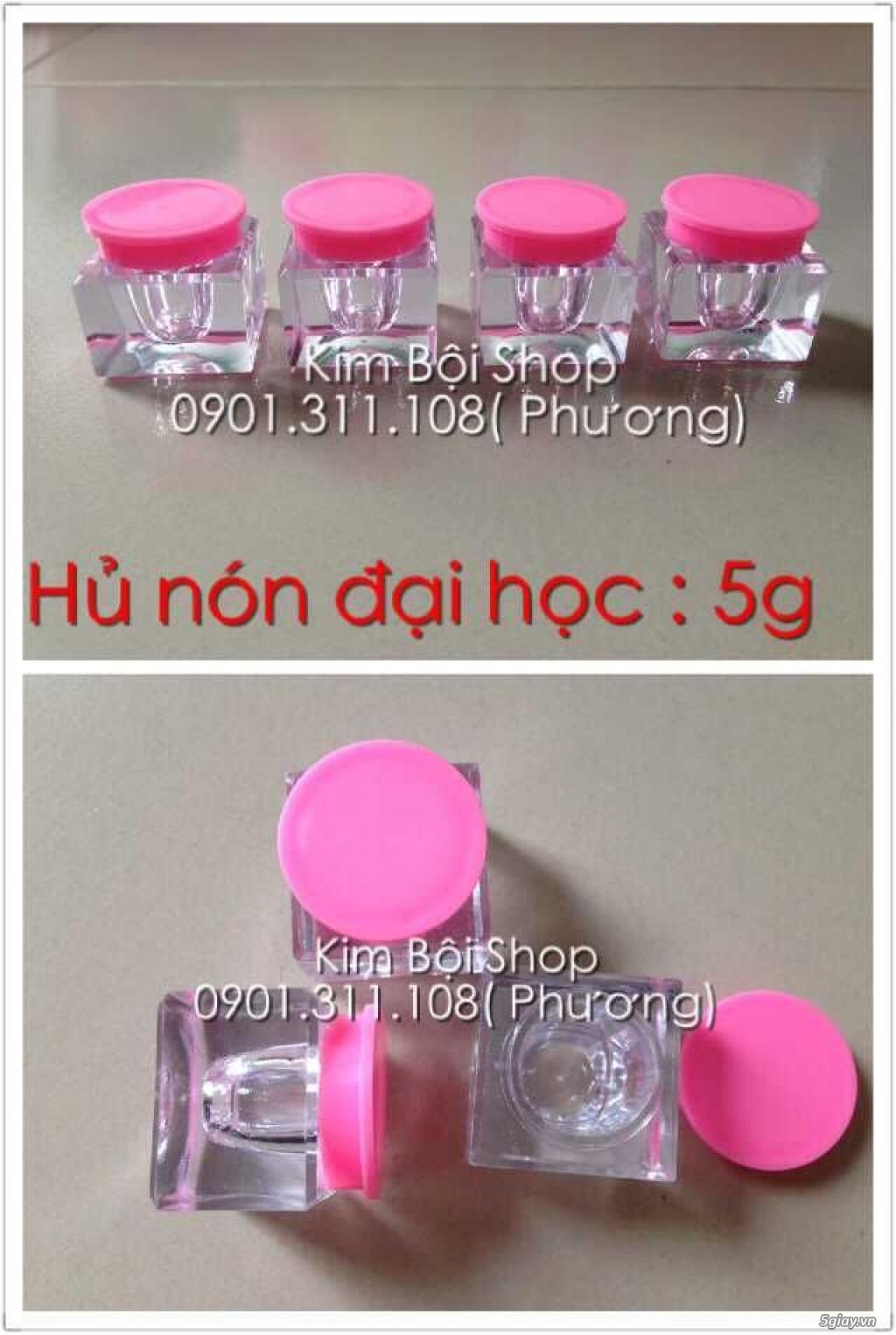 Hủ kem ( chuyên cung cấp hủ đựng kem giá rẻ chai lọ mỹ phẩm) - 10