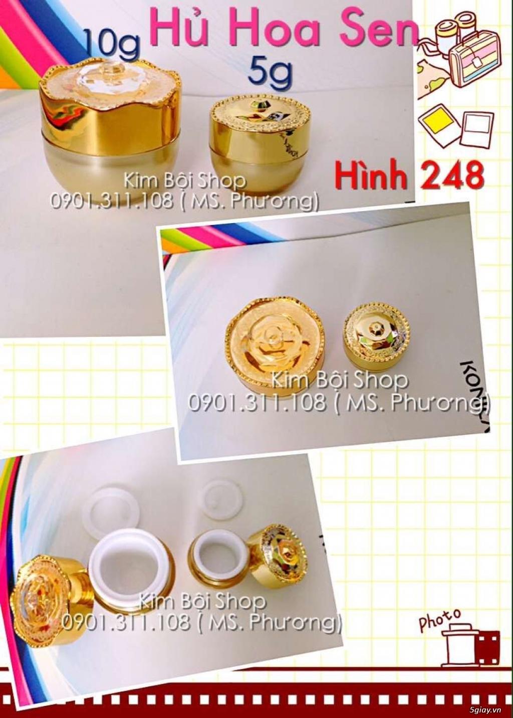 Hủ kem ( chuyên cung cấp hủ đựng kem giá rẻ chai lọ mỹ phẩm) - 47