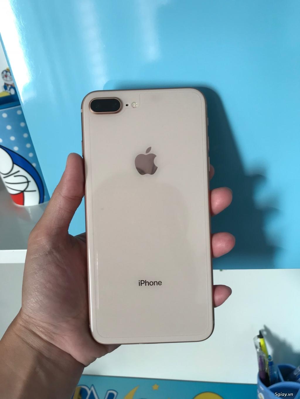 Iphone 8plus 64G Gold quốc tế Mỹ FULLBOX