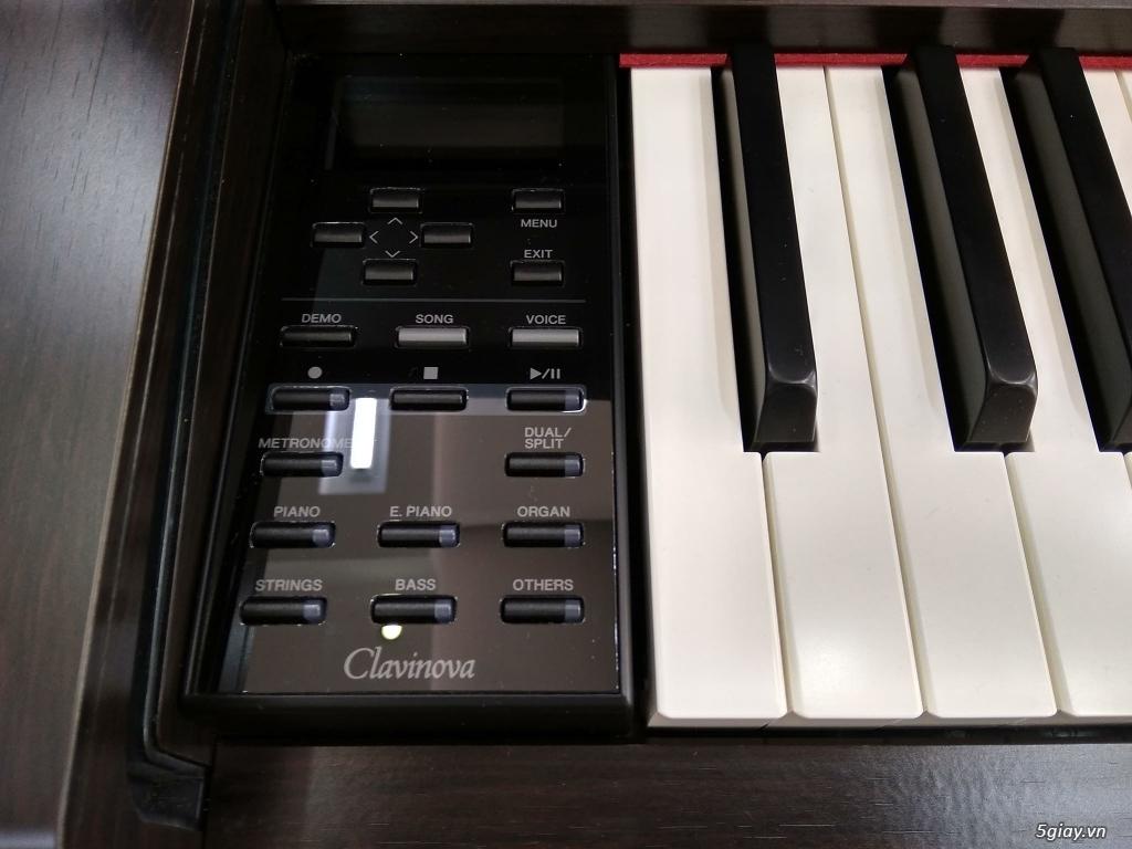 Piano điện Yamaha CLP535 Like New trên 90% - 1