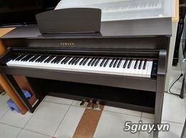 Piano điện Yamaha CLP535 Like New trên 90% - 2
