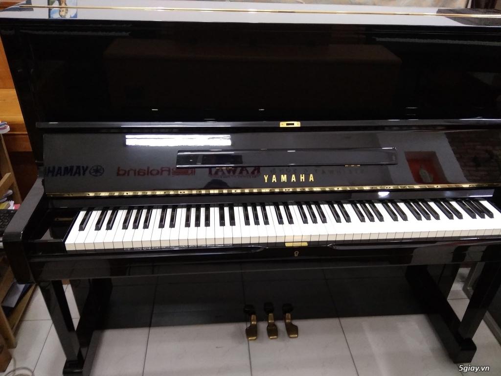 Piano Cơ Yamaha U1H Like New serial 3xxxx