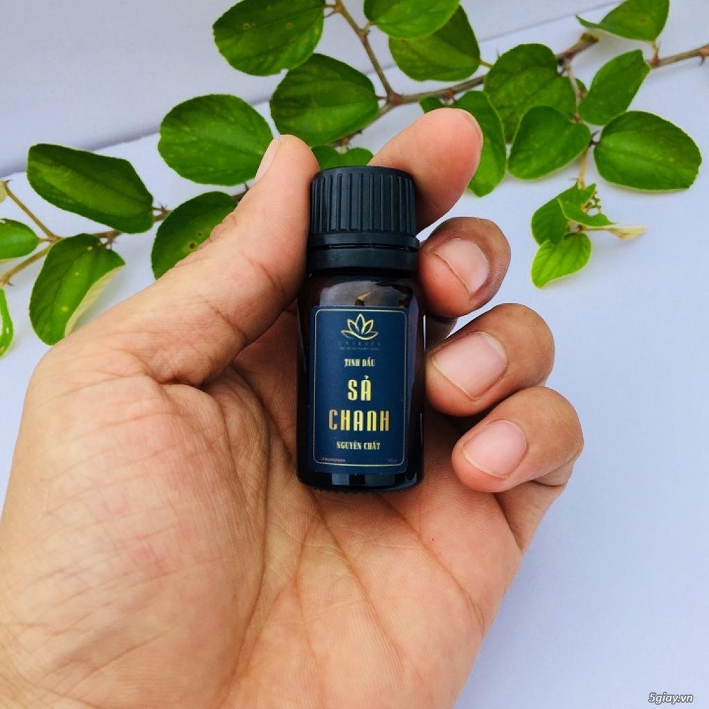 Tinh dầu sả | tinh dầu sả chanh | tinh dầu sả chanh nguyên chất - 1