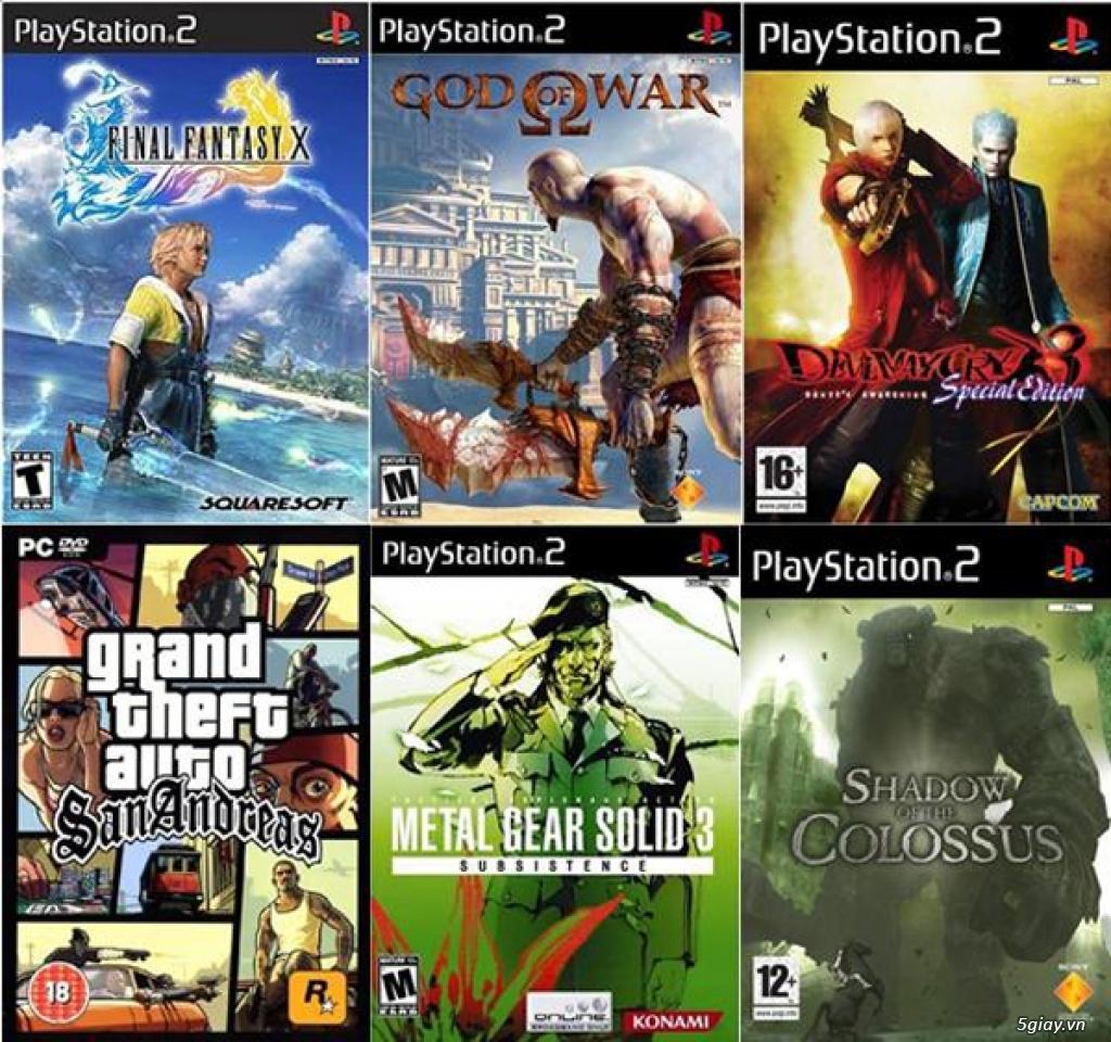 Nhận làm đĩa game PS1 !!!! - 4