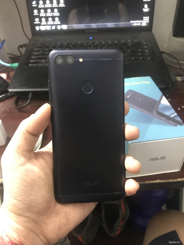 Asus Zenfone Max Plus M1 Black Fullbox 99% BH dài - 2