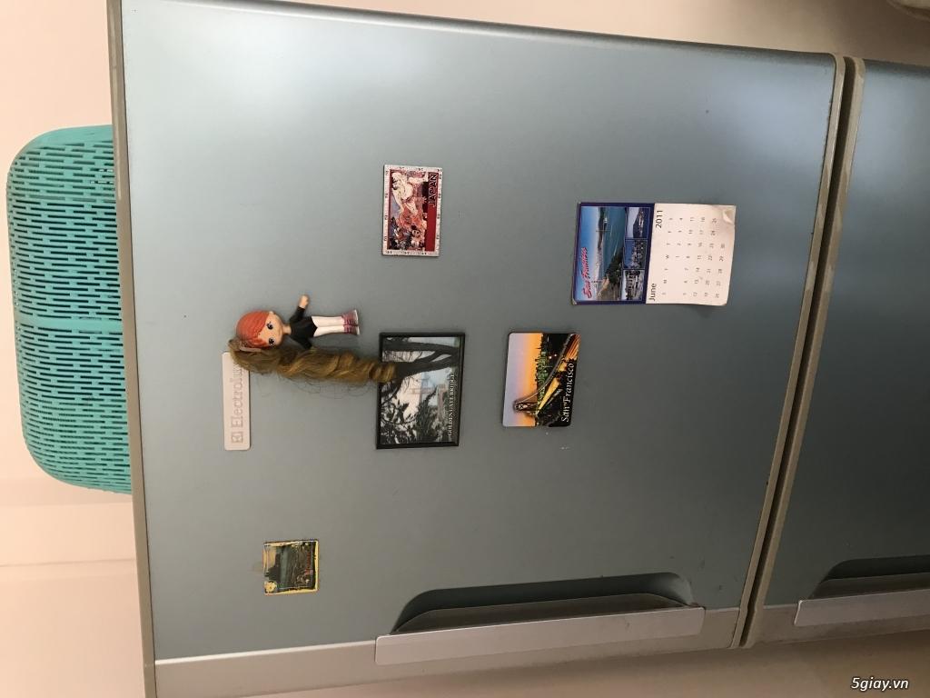Tủ lạnh eletrolux 210 lít. San xuất thailand. - 8