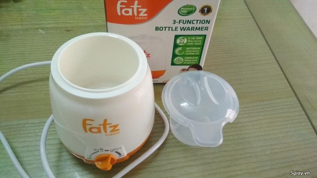 (Hot) Thanh lý máy Kích, hút sữa Mamago - Tặng máy Hâm sữa Fatz - 8