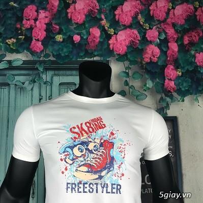 Áo thun cao cấp Unisex Cotton 100% mềm mịn - Chất lượng hoàn hảo!!! - 7
